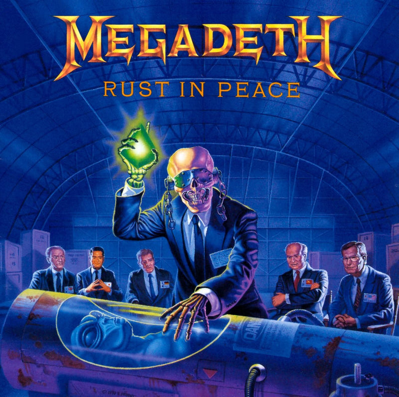 Megadeth - Rust In Peace [LP]