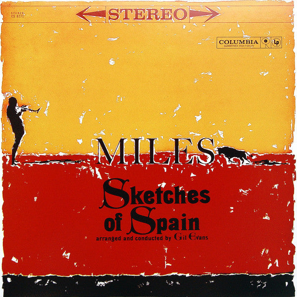Miles Davis - Sketches Of Spain [LP - MONO]