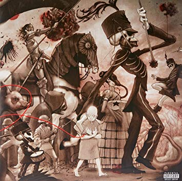 My Chemical Romance - The Black Parade [LP]