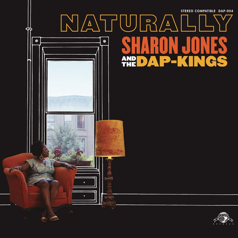 Sharon Jones & The Dap Kings - Naturally [LP]