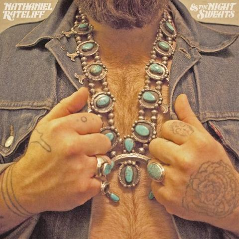 Nathaniel Rateliff & The Night Sweats - S/T [LP]