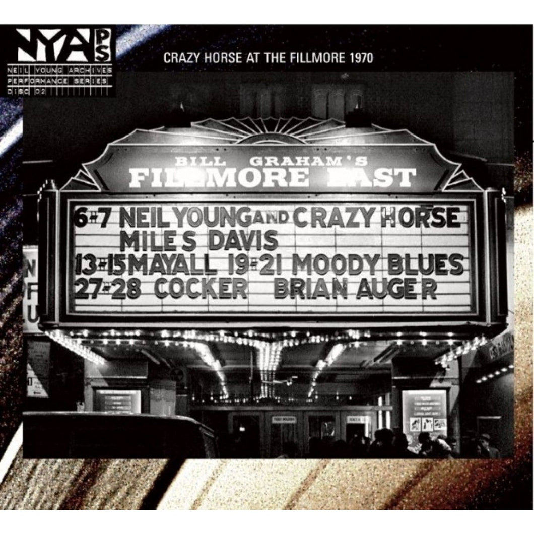 Neil Young & Crazy Horse - Live At The Fillmore East [2xLP]