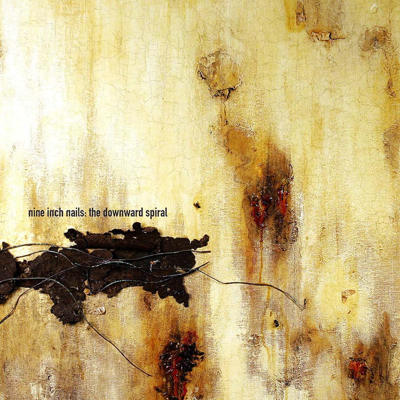 Nine Inch Nails - The Downward Spiral [2xLP]