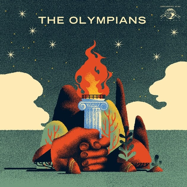 Olympians, The - The Olympians [LP]