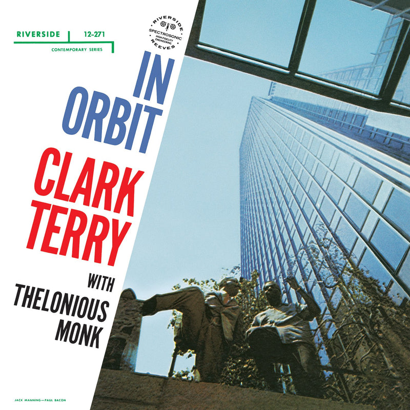 Clark Terry With Thelonious Monk - In Orbit [LP]