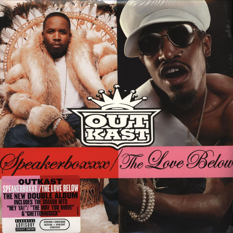 Outkast - Speakerboxxx/The Love Below [3xLP]