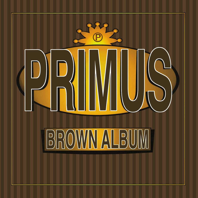 Primus - Brown Album [2xLP]