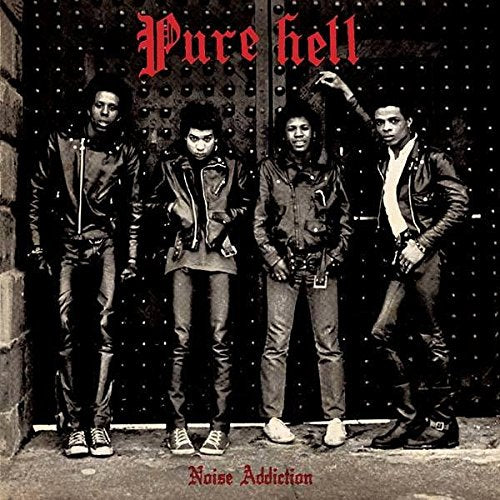 Pure Hell - Noise Addiction [LP]