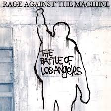 Rage Against The Machine - The Battle Of Los Angeles [LP]