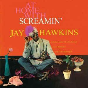 Screamin' Jay Hawkins - At Home With [LP]