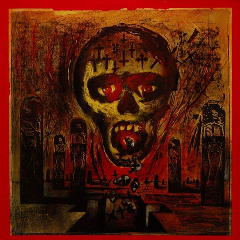 Slayer - Seasons In The Abyss [LP]