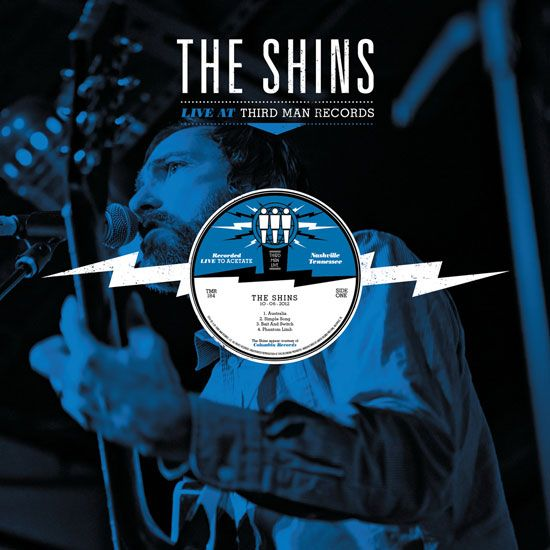 Shins, The - Live At Third Man [LP]