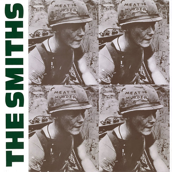 Smiths, The - Meat Is Murder [LP]