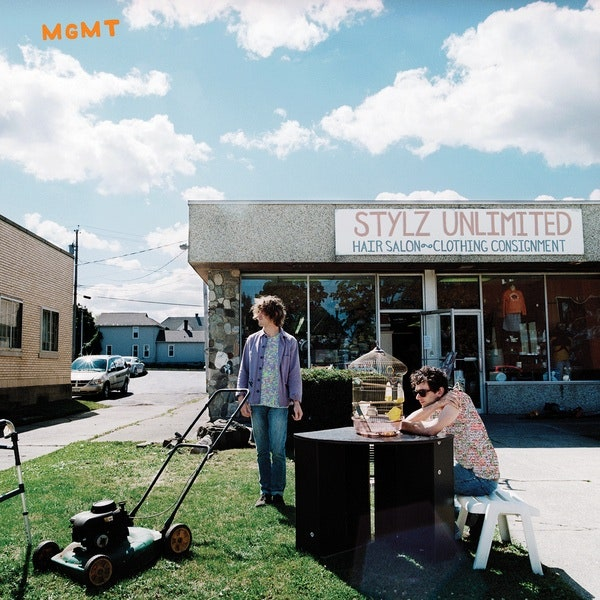 MGMT - MGMT [LP]
