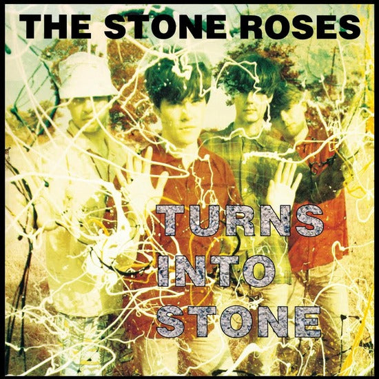Stone Roses, The - Turns Into Stone [2xLP]