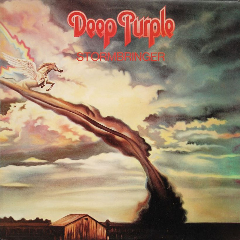 Deep Purple - Stormbringer [LP - Purple]