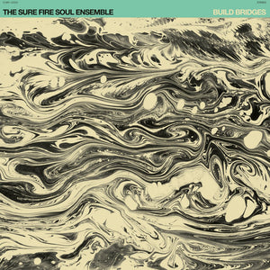 Sure Fire Soul Ensemble, The - Build Bridges [LP - Coke Bottle Clear]