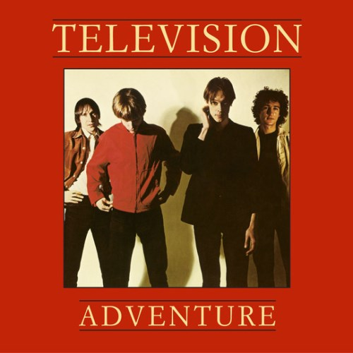 Television - Adventure [LP - Red]