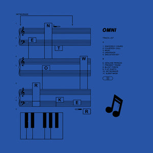 Omni - Networker [LP - Loser Color Vinyl]