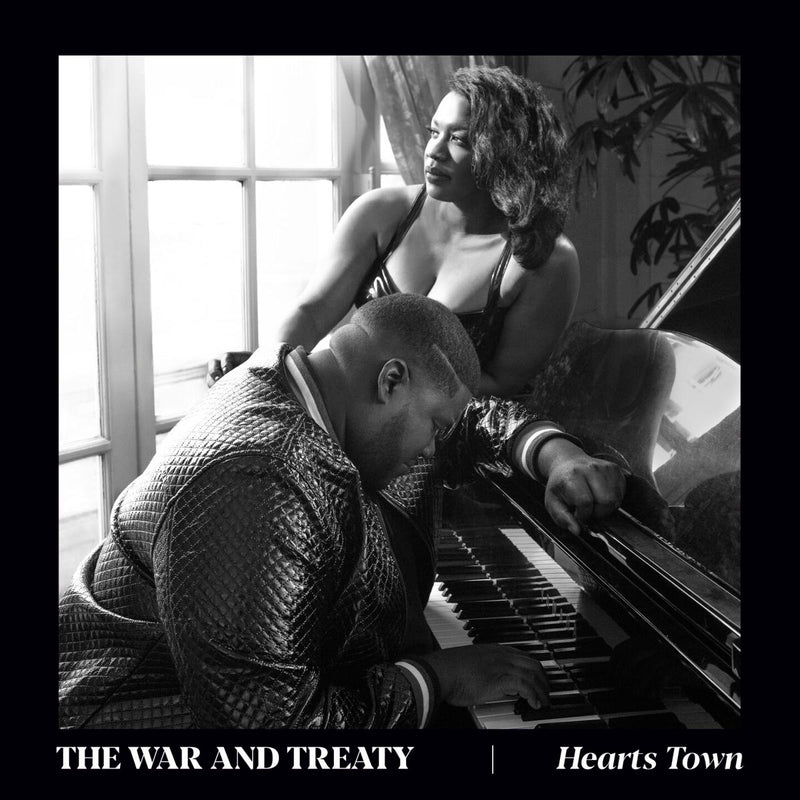 War And Treaty, The - Hearts Town [LP]