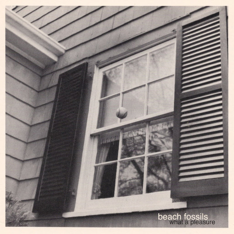 Beach Fossils - What a Pleasure [LP - Yellow]