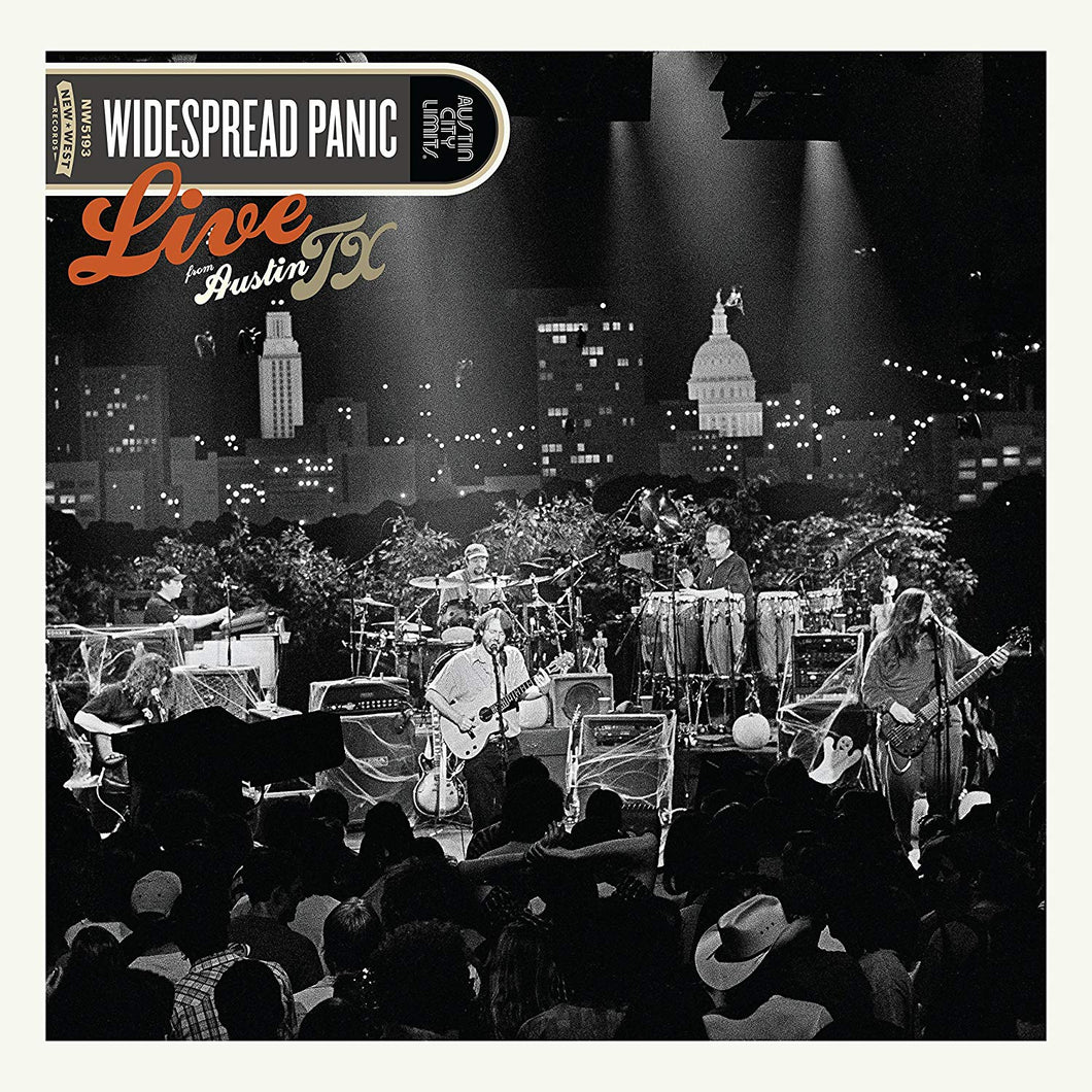 Widespread Panic - Live From Austin, TX [2xLP]