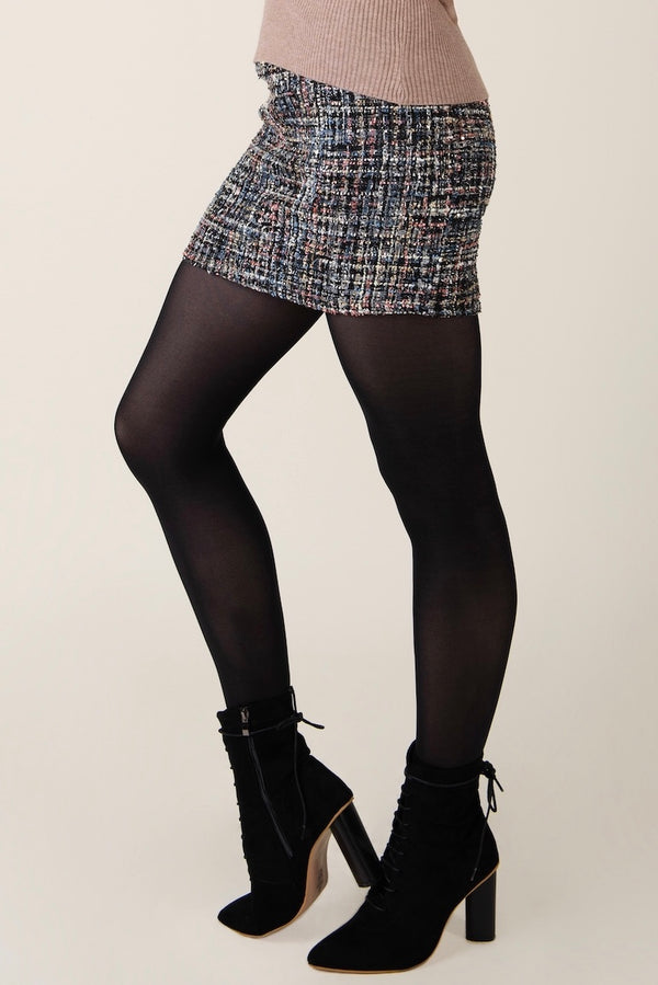 """Ashley"" - Tweed Skirt - Just Your Dream London"