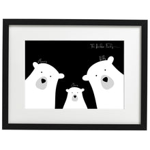 Load image into Gallery viewer, Personalised Bear Family