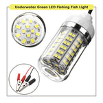 UNDERWATER GREEN LED FISHING FISH LIGHT