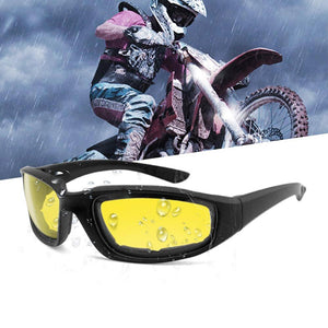 'Buy 2 free shipping 'Anti-Glare Motorcycle Glasses 80% discount