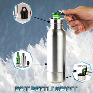 (Hot Sale Today 50% DISCOUNT!)Bottle Keeper for Beer