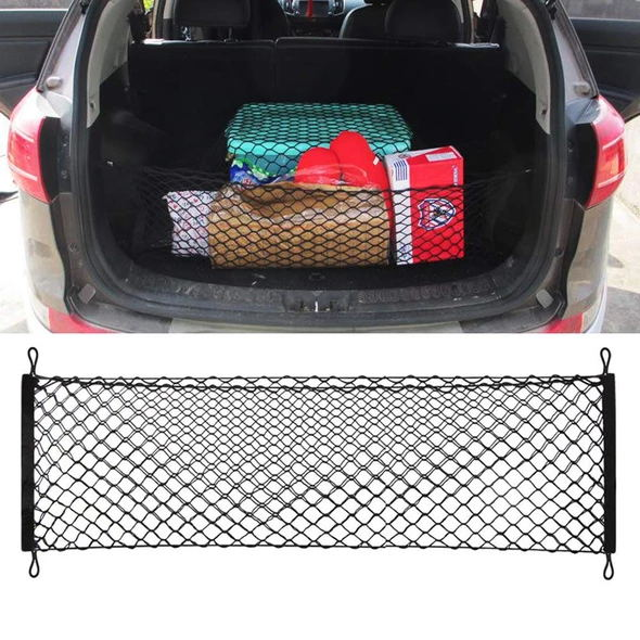 Storage Mesh Organizer Bungee for Car