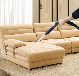 Dusty Brush: Vacuum Cleaner Duster Attachment Cleans Tiny Areas