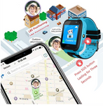 'Buy 2 free shipping 'KIDSAFE - GPS POSITIONING SMART WATCH