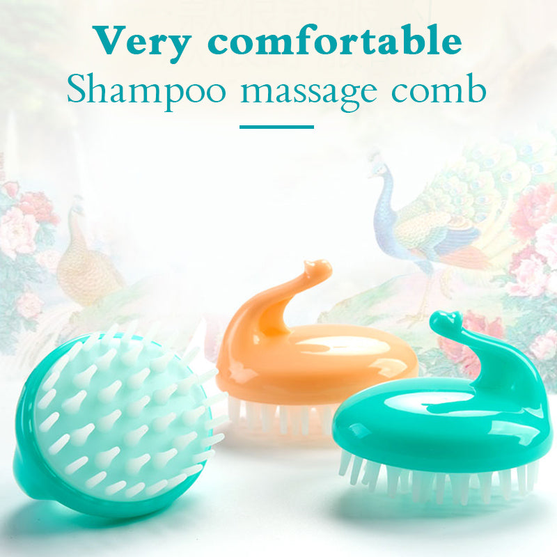 Shampoo Brush Hair Scalp Massager