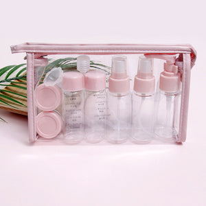 """over $29.9 free shipping""Portable Mini Small Empty Cosmetic  Traveler"