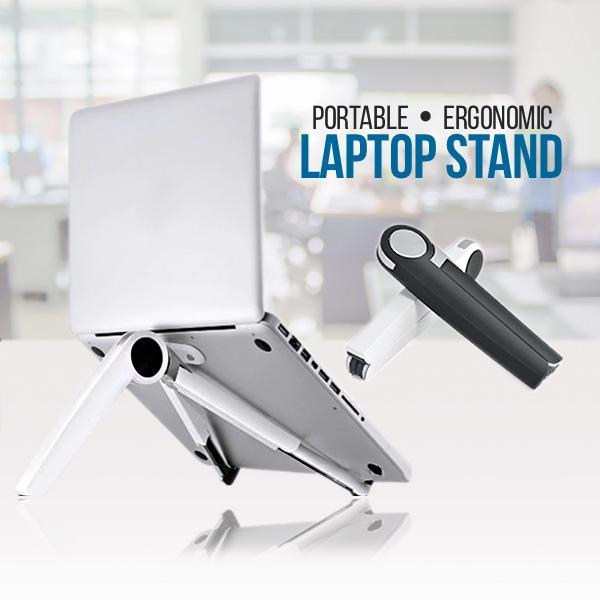 Portable Ergonomic Laptop Stand