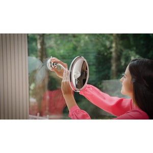 Flexible Light Up Mirror