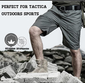 MILSPEC™ TACTICAL SHORTS