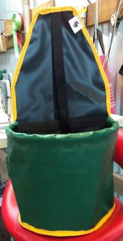 PVC Hanging Feed Bag Large
