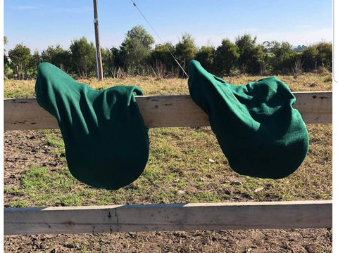 Jumping Saddle Covers