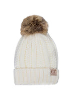 Ivory  Kids Winter Hat