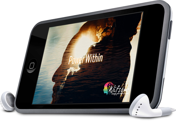 Power Within Meditation Digital Download