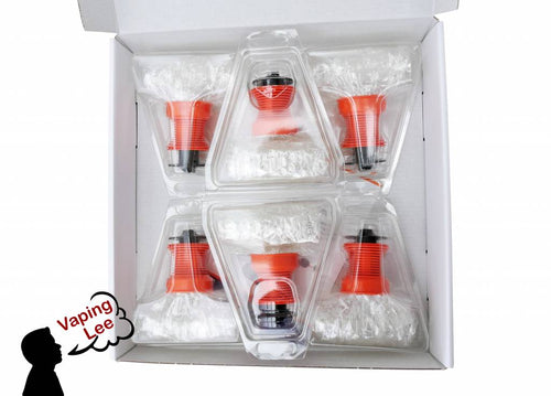 Volcano Easy Valve Ballonset Verpackung offen