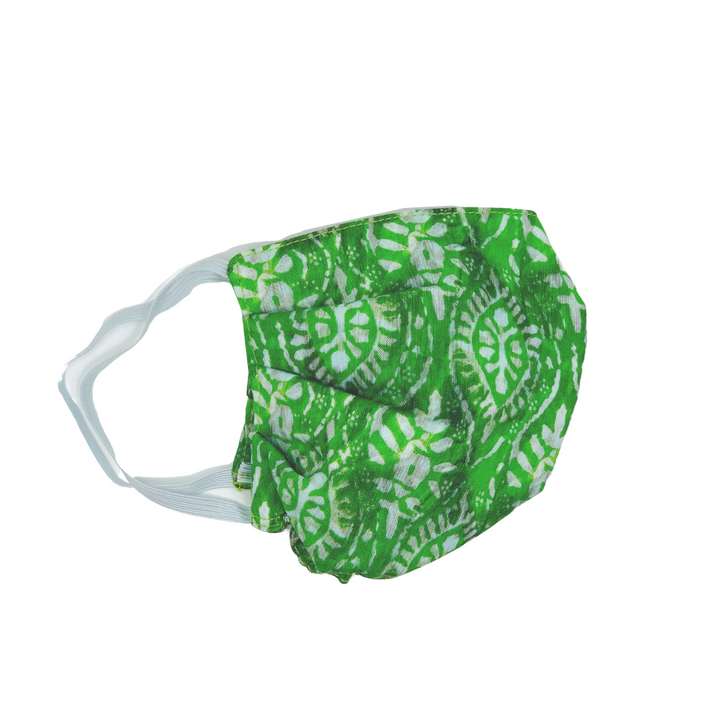 Go Green Face Mask - 2 Sizes