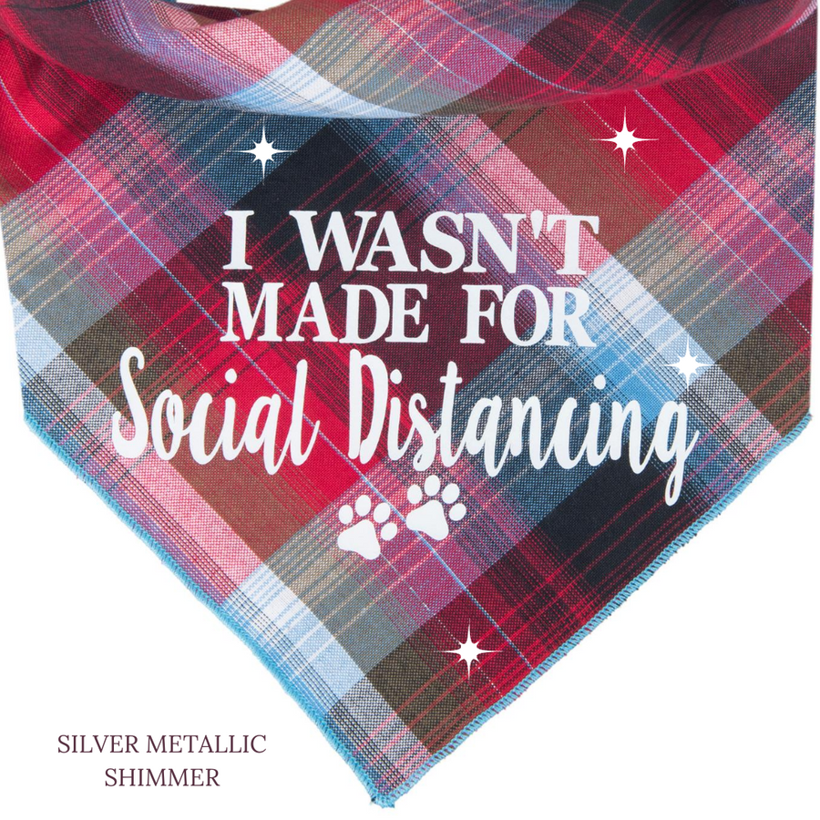 I Wasn't Made For Social Distancing Set (Cassidy Shimmer)