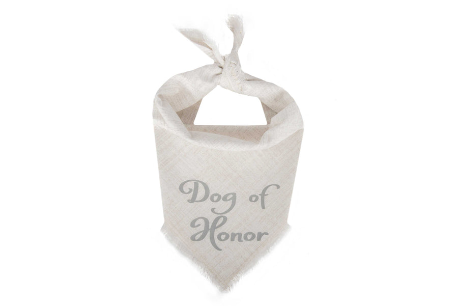 Dog of Honor (Silver)