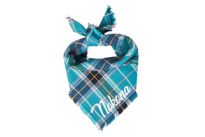 New! Personalized Azura Fray Bandana + Infinity Scarf