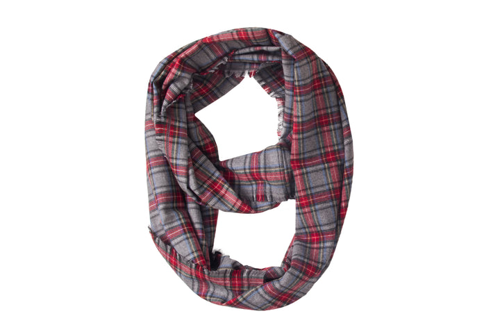 Asher Fray Infinity Scarf