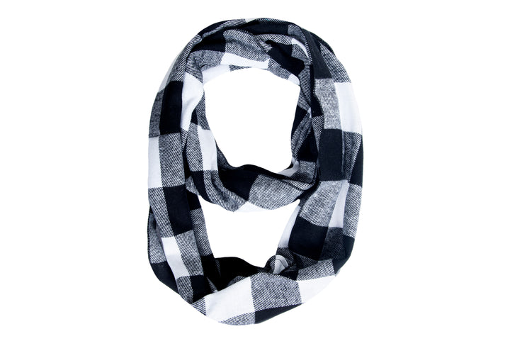 Midnight Infinity Scarf